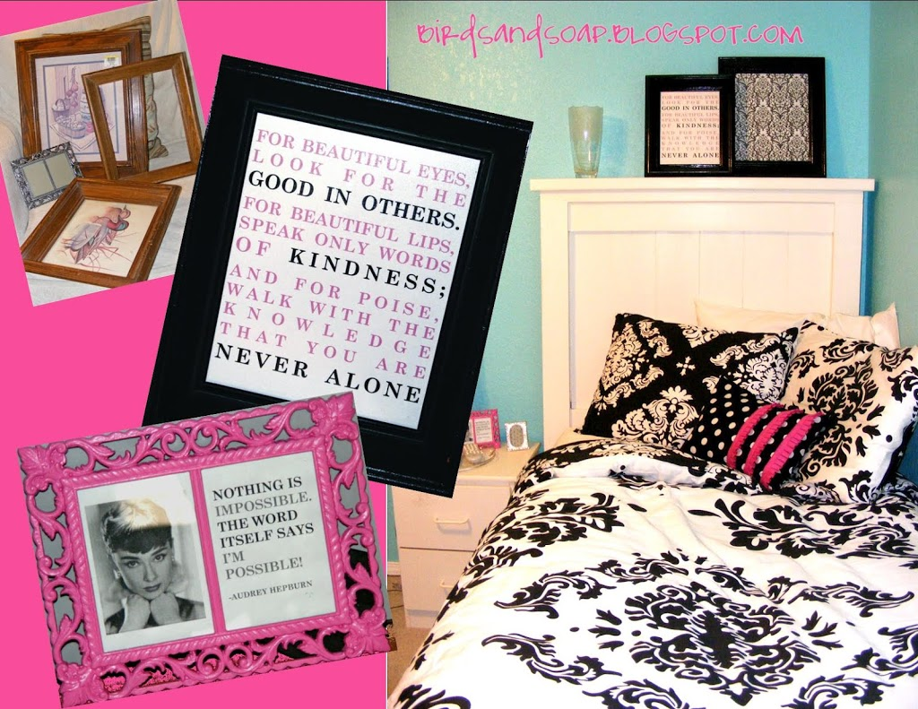 """Breakfast At Tiffany\'s"""" Inspired Bedroom"""