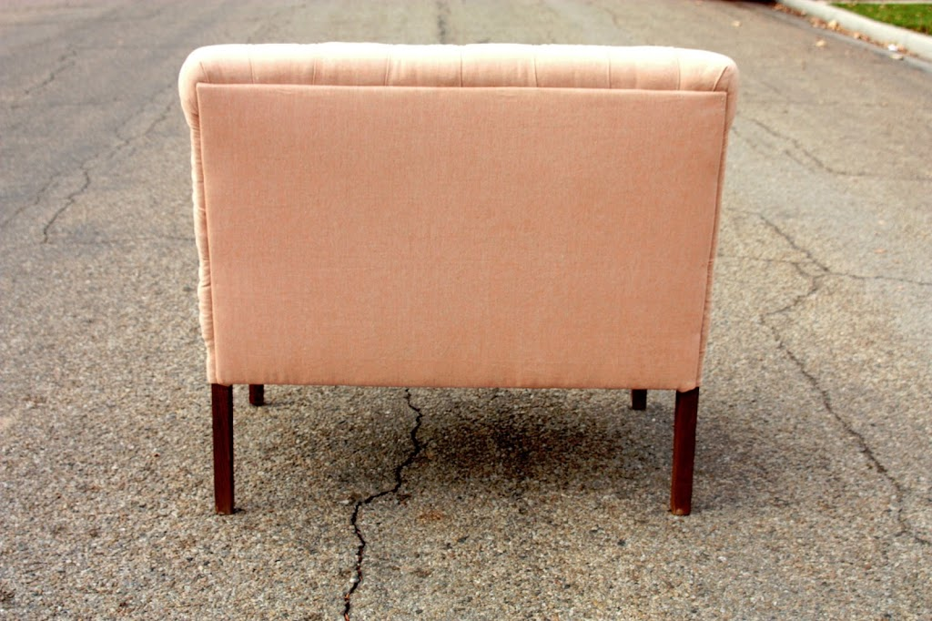 Diamond Tufted Dining Bench Part Deux