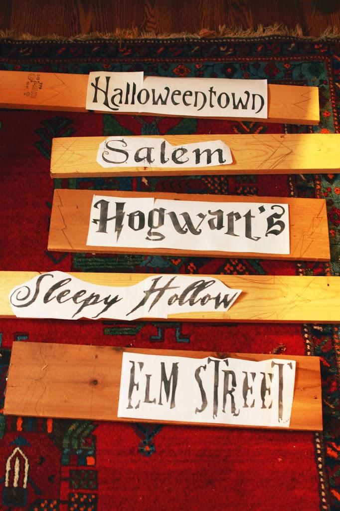 font links 1 halloweentown